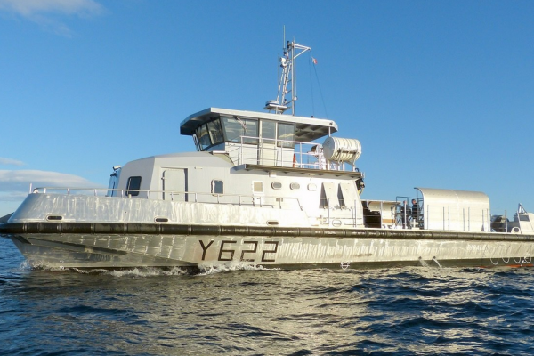 With LA CIGALE, a 24m hybrid barge, the French navy acquires its first zero-emission vessel. Another innovative vessel designed by MAURIC, relying on its extensive experience of the hybrid vessel design. LA CIGALE will have 5 sisterships for operations in French naval bases and close to coasts and with less environmental impact and reduction of operational costs.