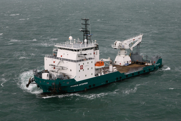 Construction Support Vessel