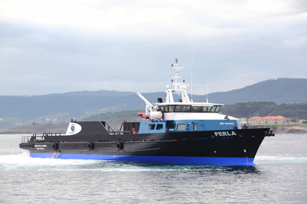 Fast Supply Vessel