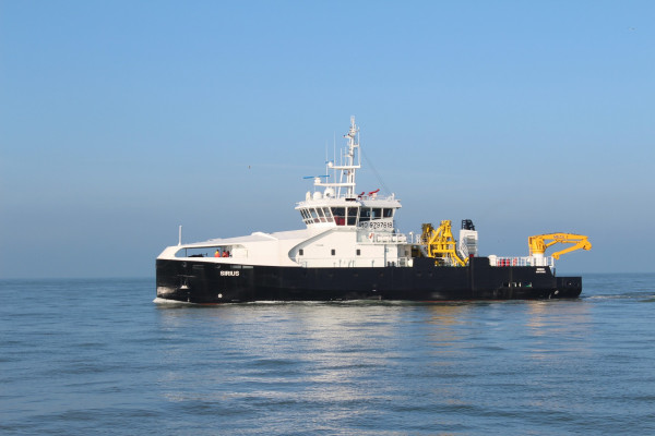 Offshore Survey Vessel