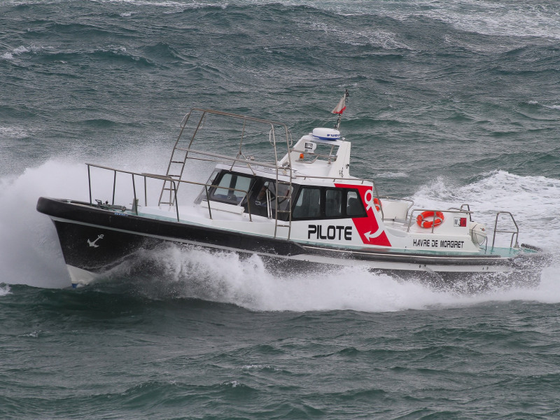 Pilot boats, fast and sea-proven solutions   MAURIC
