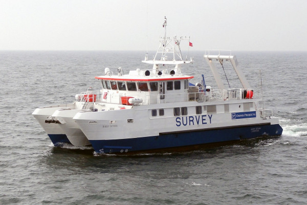 Survey Catamaran