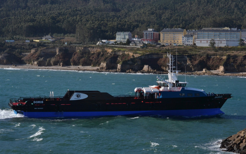 Fast Supply Vessel 590