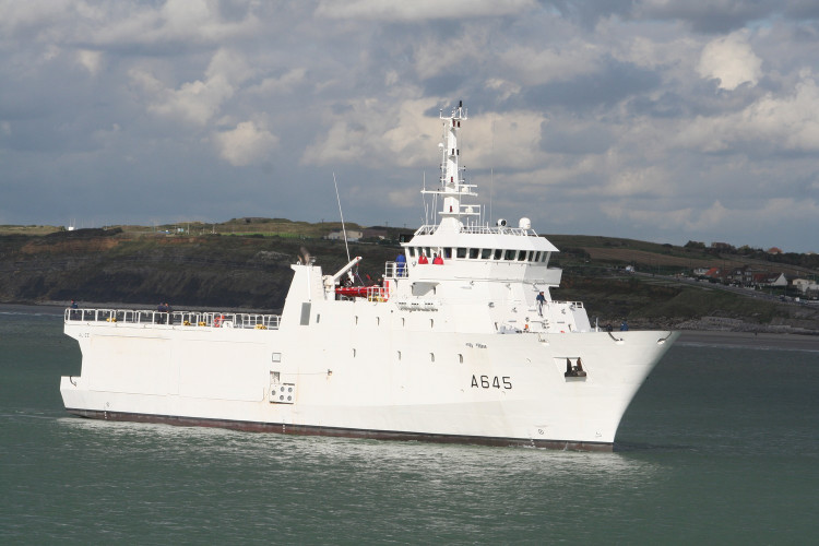 Diving Support Vessel 600