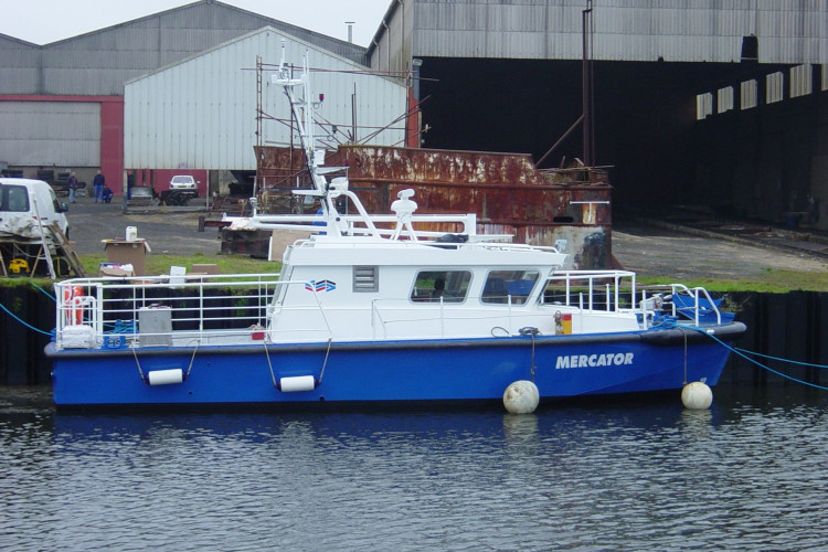 Hydrographic Boat 120
