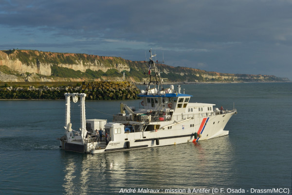 Survey Vessel 360