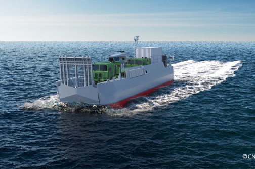 CNIM teams up with MAURIC for the design and delivery of 14 EDA-S to the French Navy