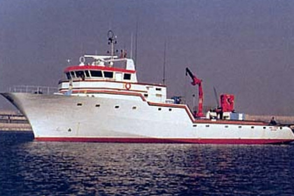 MAURIC designs the largest civil ship in composite built in France and one of the largest in Europe, with the 46m Mediterranean tuna seiner vessel, the Spirit of Koxe.
