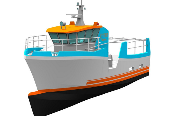 MAURIC participates to the SHYPER project with the aim to develop a hydrogen fuelled fishing vessel.