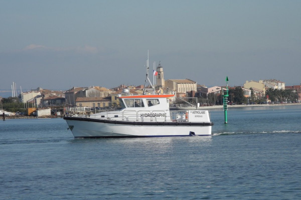 Hydrographic Boat 121