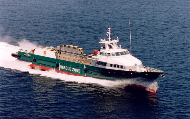 Fast Supply Vessel 540