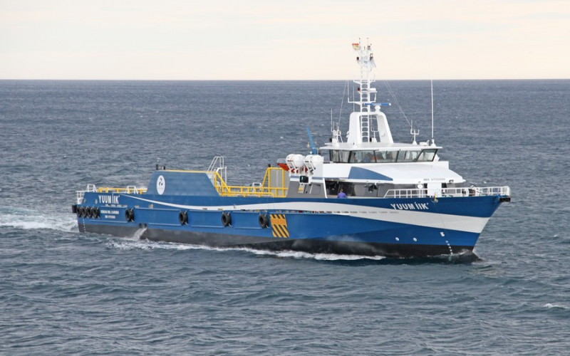 Fast Supply Vessel 591