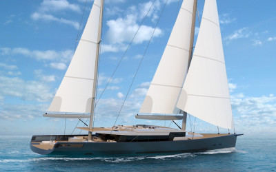 Smart Spirit II, the cruising sailing yacht